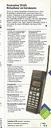 Ericsson Pocketline 8100 original advert