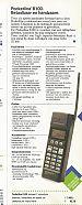 Ericsson Pocketline 8100 original advert