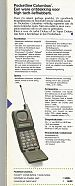 Motorola Pocketline Columbus Plus original advert