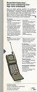 Motorola Pocketline Columbus Plus original advert