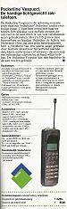 Nokia Pocketline Vespucci
