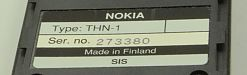 Nokia Cityman 100 data label