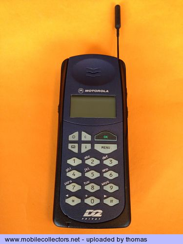 Motorola D2 Privat 4014 - Mobilecollectors net