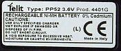 4. battery data panel