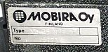 Mobira Combi data label