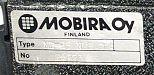 Mobira Combi data label