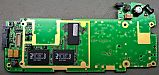 Ericsson GS88 diassembled PDA part