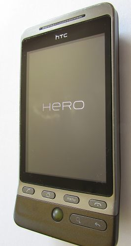 Htc Hero T Mobile G2 Touch Mobilecollectors Net
