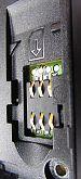 Ericsson A1018s - Sim holder
