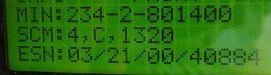 Motorola Dyna TAC 8500X